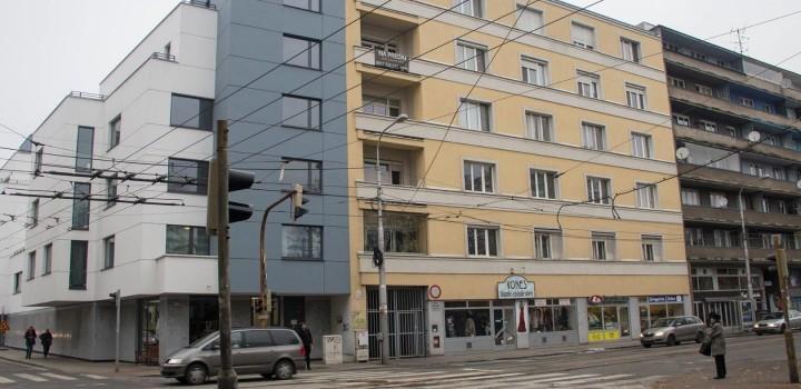 Двухкомнатная квартира аренда Братислава Staré Mesto