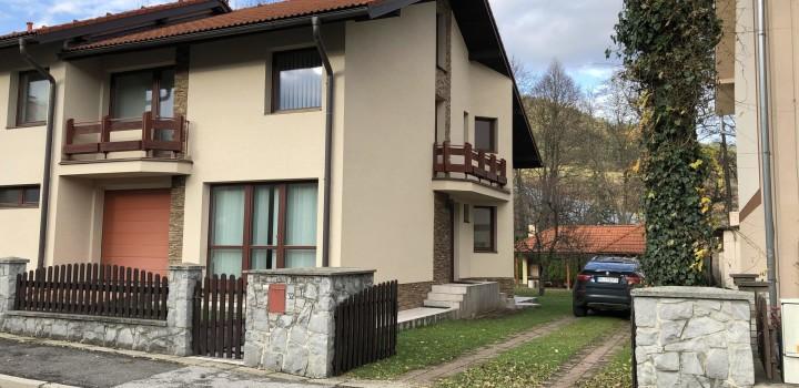 Частный дом аренда Банска Бистрица