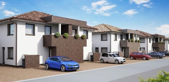 Новая трёхкомнатная квартира купить Словакия Милославов