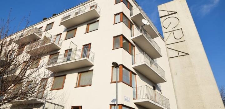 Трехкомнатная квартира аренда Словакия Нитра Agria