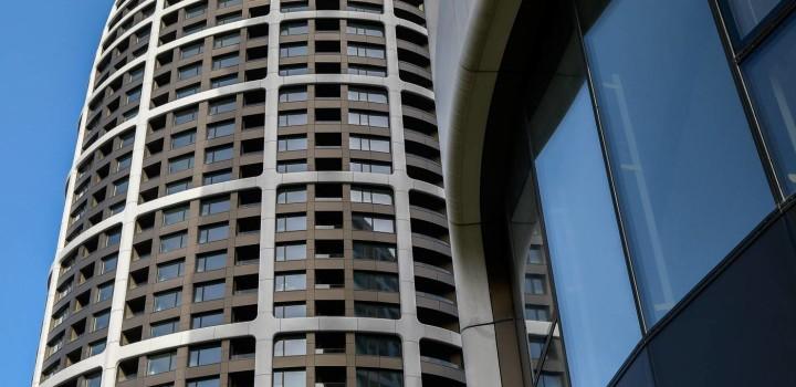 Двухкомнатная квартира аренда Братислава SKY PARK