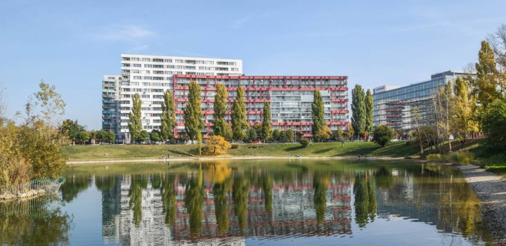 Двухкомнатная квартира купить Братислава Koloseo