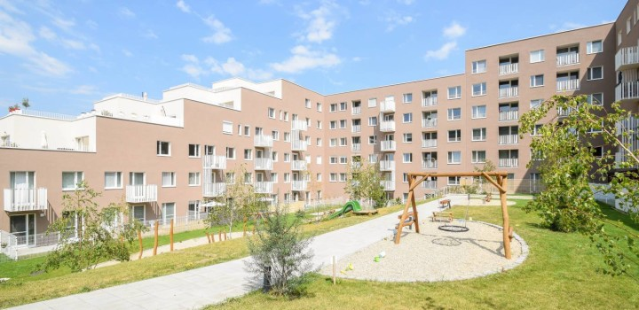 Cнять квартиру без мебели Словакия Братислава