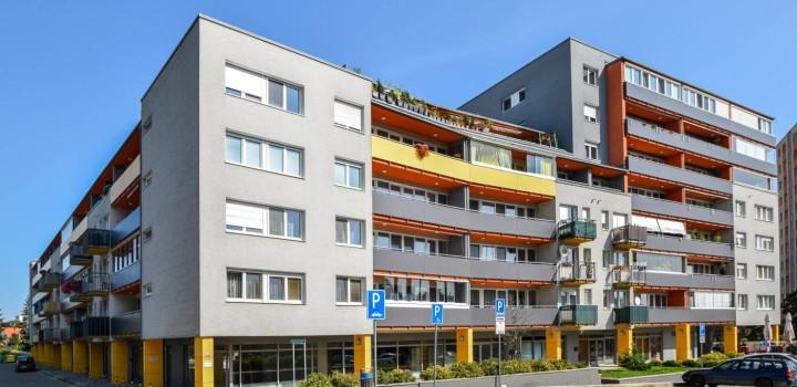 3х комнатная аренда Братислава возле British School