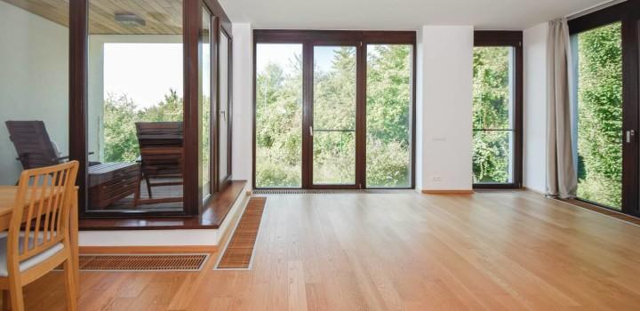 Снять двухкомнатную квартиру без мебели Братислава Parkville