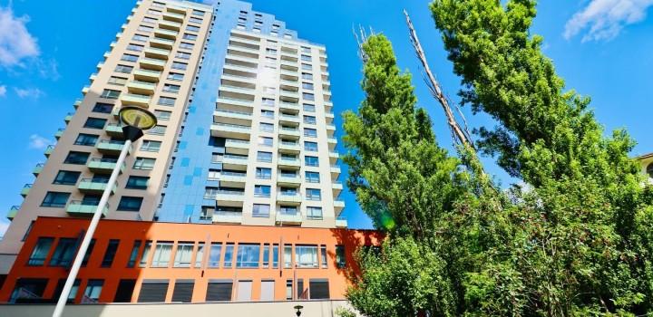 Трехкомнатная квартира аренда Братислава City Park Ružinov