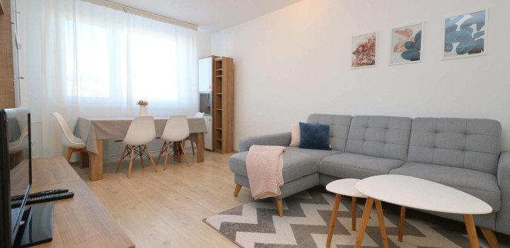 Двухкомнатная квартира аренда Братислава Dúbravka