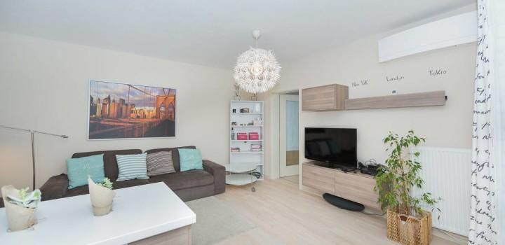 Двухкомнатная квартира купить Братислава RETRO